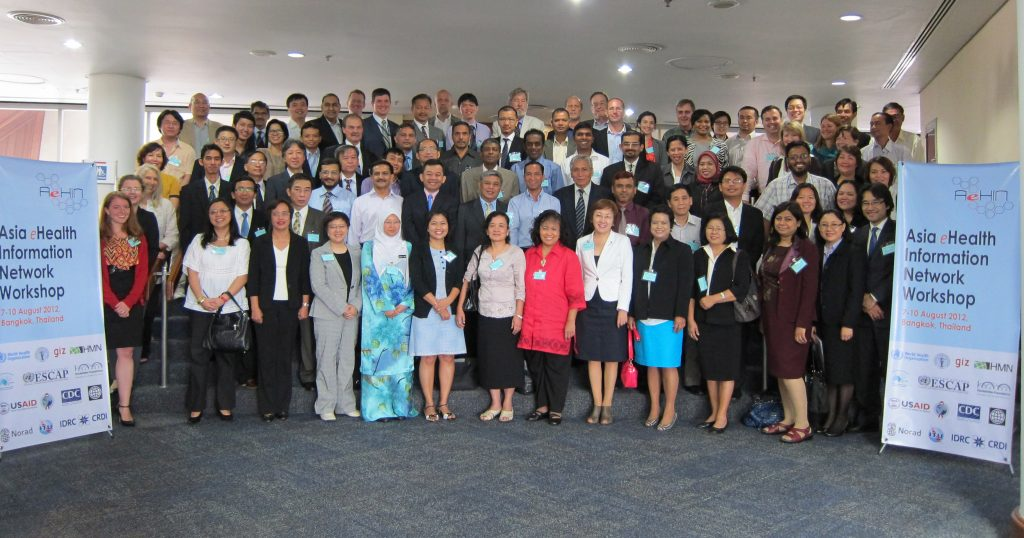 AeHIN Launch and 1st General Meeting (Bangkok, Thailand)