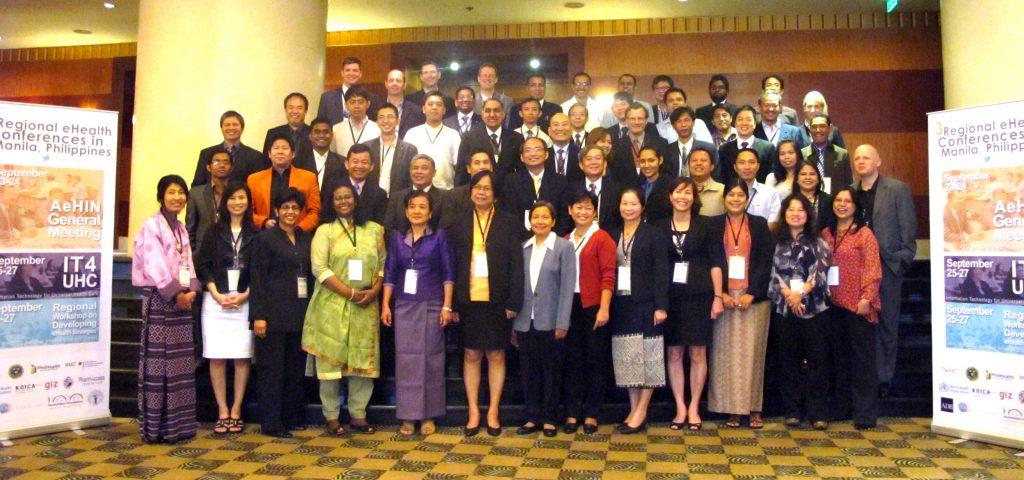 2nd AeHIN General Meeting (Manila, Philippines)