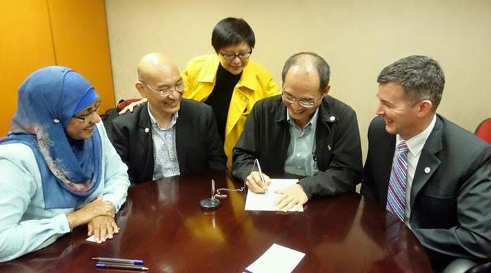 AeHIN registered in Hong Kong