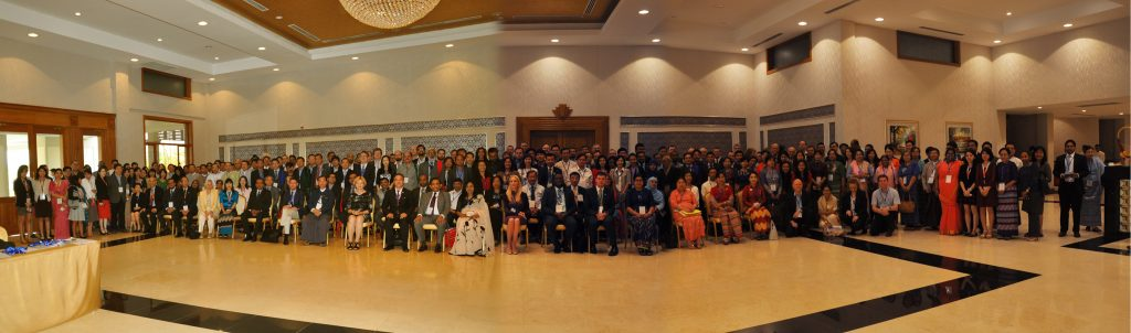 Digital Health Conference in the Asia-Pacific and 5th AeHIN General Meeting (Nay Pyi Taw, Myanmar)